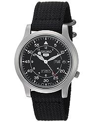 Seiko Men\'s SNK809 Seiko 5 Automatic Stainless Steel Watch w...