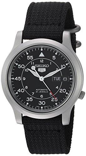 2. Seiko 5 Automatic Watch