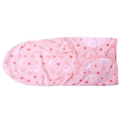 domybest recién nacido bebé manta Swaddle baño para bebé Niños Niñas ...