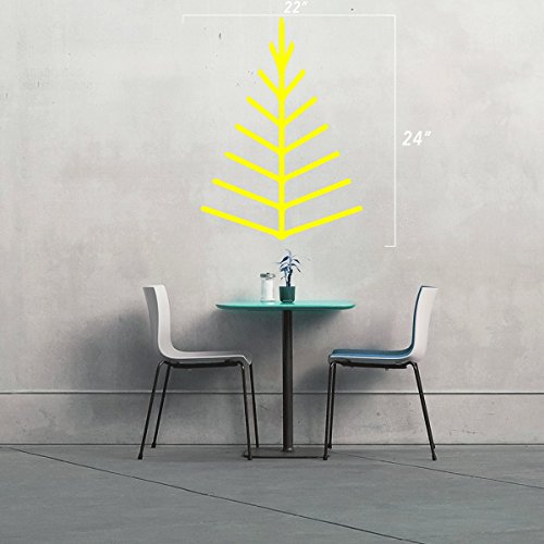 stickany-wall-series-twig-tree-arrow-head-sticker-for-windows-rooms-and-more-yellow