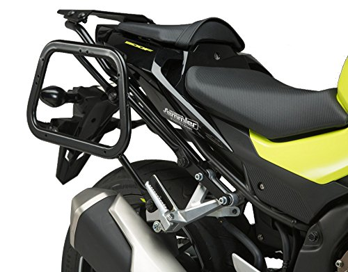 (SW-MOTECH QUICK-LOCK EVO Side Carriers to fit Many Side Case Types for Honda CB500F '16-'17 & CBR500R '16-'17)