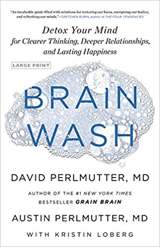 BRAIN WASH -LP: Amazon.es: Perlmutter, David, Perlmutter, Austin ...