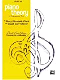 Piano Theory, Mary Elizabeth Clark, 0769236839