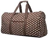 Polka Dot Duffle Bag For Sale