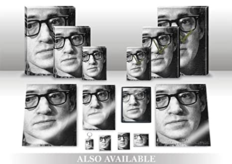 WOODY ALLEN - Original Art Mouse Mat (Signed by the Artist ...