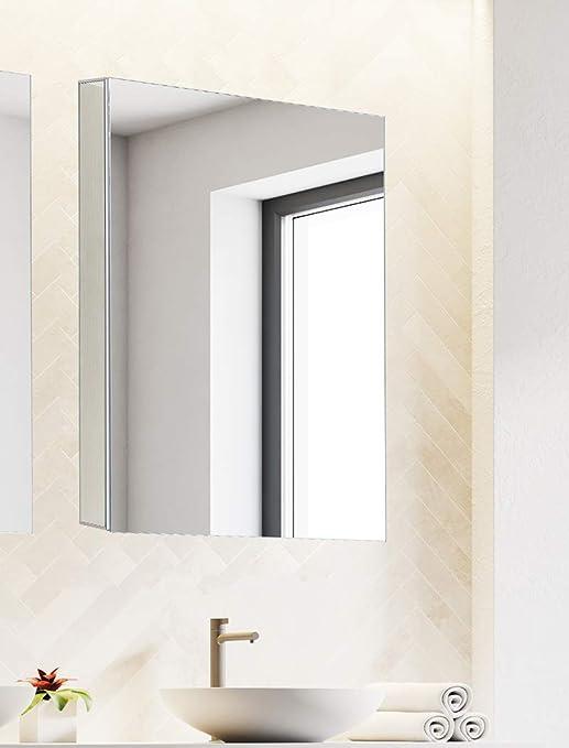 Amazon Com Bathroom Medicine Cabinet Aluminum Recessed Surface