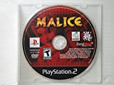 Video Games : Malice - PlayStation 2