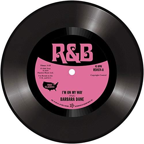 Album Art for Barbara Dane I'm On My Way by Barbara / O'Brien, Betty Dane