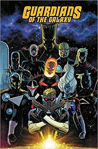 Amazon com: Guardians of the Galaxy by Donny Cates Vol  1: The Final