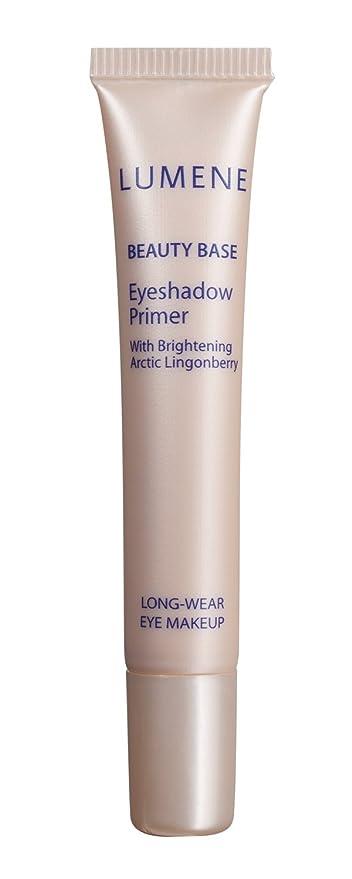 Lumene belleza Base Eyeshadow Primer – nuevo y mejorado – al rostro maquillaje de ojos