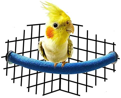 wovemster Bird U En Forma De Palo De Molienda, Jaula De Pájaros ...