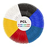 3D Pen PCL Filament(1.75mm, 98.4 Feet), Low Temperature Refills - Total 98.4 Feet of 6 Colors, 16.4 Feet for Each Color
