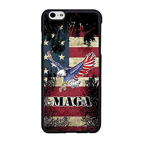FIDIKO Make America Great Again MAGA Phone case Compatible iPhone 6 / 6s, Luxury Hard Plastic Durable | Ultra Thin Phone Shell Compatible iPhone 6