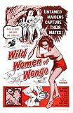 The Wild Women of Wongo POSTER Movie (27 x 40 Inches - 69cm x 102cm) (1958)