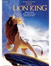 """The """" Lion King: Piano/Vocal (Music)"""