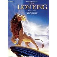 Walt Disney Presents The Lion King: Original Songs (Piano, Vocal)