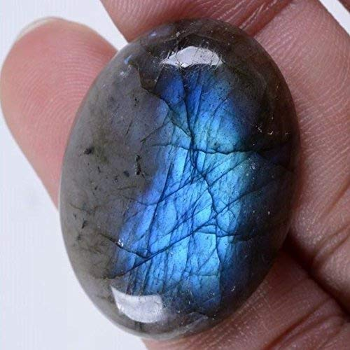 30x22mm Oval Cabochon CAB Flatback Semi-precious Gemstone for sale  Delivered anywhere in USA