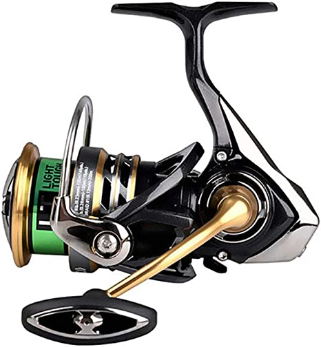 WYYHAA Baitfeeder Spinning Reel, DS5 Ultralight Carbon Fiber ...