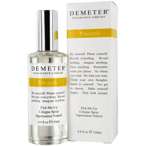 Demeter Cologne Spray for Women, Pineapple, 4 - Demeter Banana