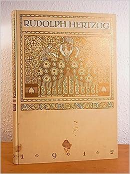 8ca2fe1bb4576e Kaufhaus Rudolph Hertzog Berlin. Agenda 1912. Die Tracht der Frau und ihr  Heim im Laufe der Jahrhunderte  Amazon.de  Bücher