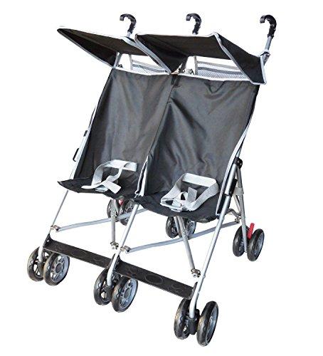 Amoroso Twin Umbrella Stroller