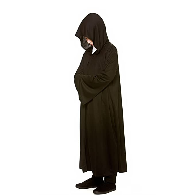 Ghoul Robe Hooded Gothic Grim Reaper Child Costume