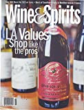 Wine & Spirits Magazine (June 2016 - LA Values)