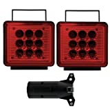 #9: Bully NV-5164 Wireless LED Towing Light