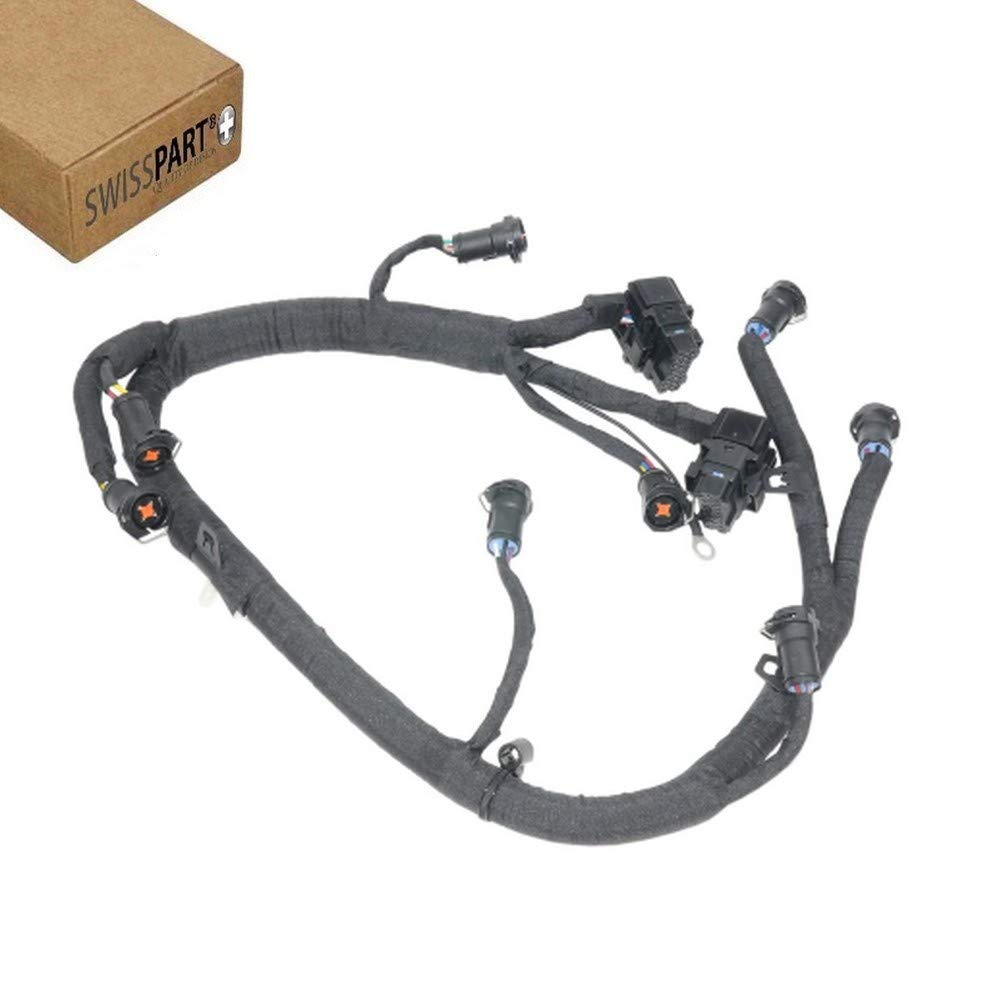 Engine Fuel Injector Complete Wire Harness Compatible With Ford Powerstroke  6.0L Diesel 2003-2007 F250 F350 F450 F550 5C3Z-9D930-A Automotive Fuel  Injectors | Ford F350 Injector Wiring Harness Free Download |  | Dunya Bistro