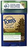 Tom's of Maine North Woods Men's 48-Hour Natural Anti-perspirant...