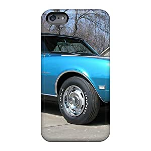 EricHowe Apple Iphone 6 Scratch Resistant Hard Phone Case Support Personal Customs Realistic 1968 Chevrolet Camaro Z28 Pictures [IVd10245zeZg]