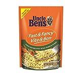Uncle Ben's Fast & Fancy Garden Style Rice, 165g