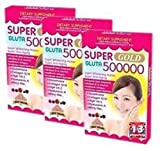 2 X Boxes Super Gold Gluta 500000 Dietary Supplement Whitening Active Anty-agi