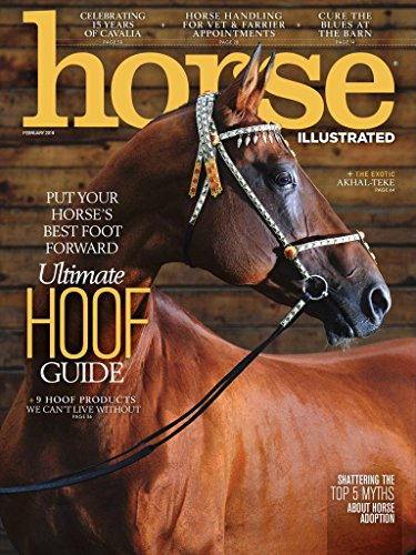 Magazines : Horse Illustrated