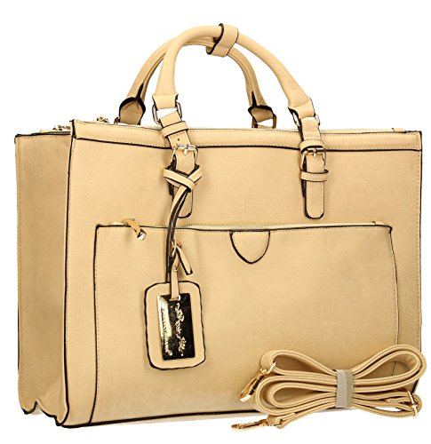 Tiny Love - Marcella Cosmo Work Bag, borsa  da donna bianco(Beige)