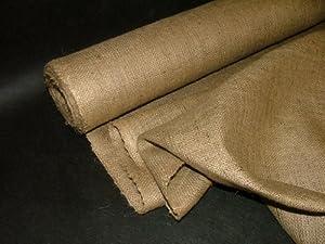 Pandoras Upholstery 10 M Quality Hessian Fabric Craft