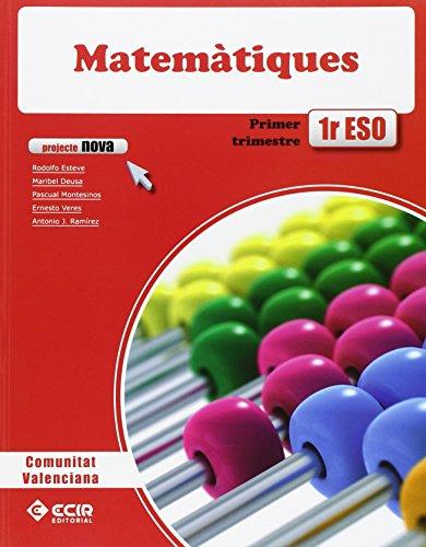 Descargar Libro Eso 1 - Matematiques - Nova Aa.vv.