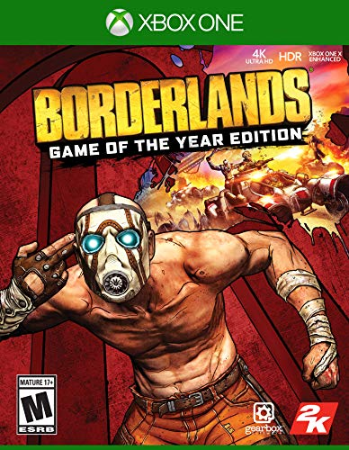 Borderlands: Game of The Year Edition - Xbox One