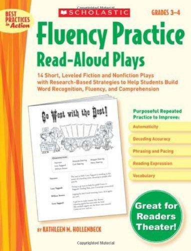 - Fluency Practice Read-Aloud Plays