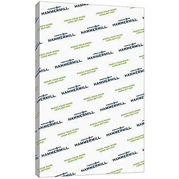 Hammermill Paper, Premium Color Copy Paper, 12 x 18 Paper, 32lb Paper, 100 Bright, 1 Ream / 500 Sheets (106127R) Acid Free Paper