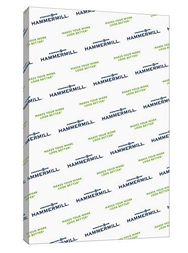 (Hammermill Paper, Premium Color Copy Paper, 12 x 18 Paper, 32lb Paper, 100 Bright, 1 Ream / 500 Sheets (106127R) Acid Free)