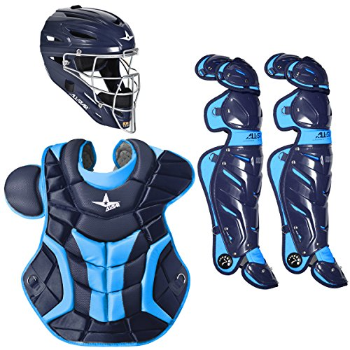 All-Star System Seven Pro Adult Baseball Catcher's Set
