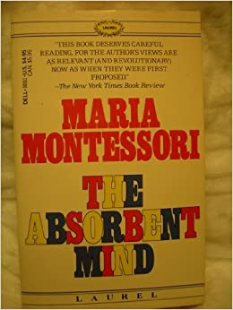 Book The Absorbent Mind