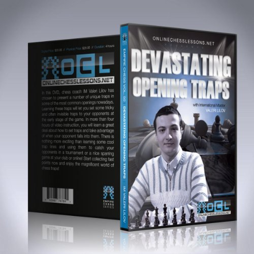 iChess.net Devastating Opening Traps - EMPIRE CHESS (Best Lessons Of A Chess Coach)