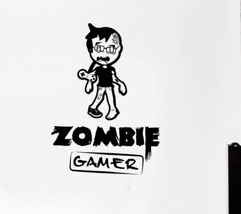 RealFashion Children Room Tatuajes de pared Zombie Gamer ...