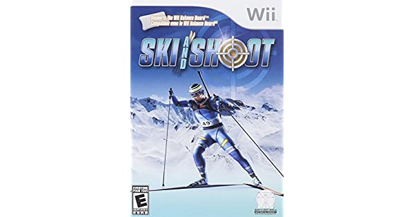 1e7079d750d Amazon.com  Ski   Shoot - Nintendo Wii  Video Games