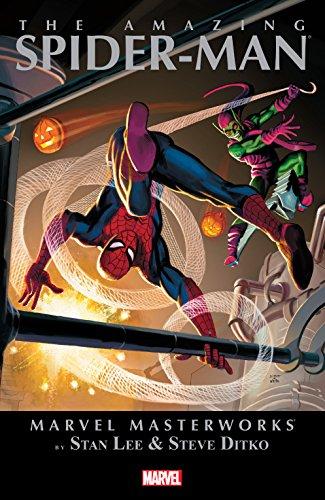 Amazing Spider-Man Masterworks Vol. 3 (Marvel Masterworks) Amazing Spider Man Wall
