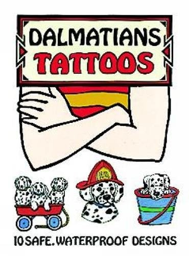Dalmati0Ns Tattoos (Dover Tattoos)