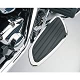 Cobra Swept Chrome Driver Floorboards 06-4135