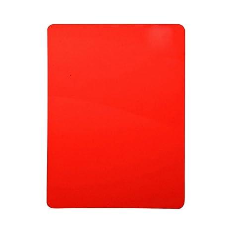 Juego de tarjetas de advertencia para árbitro deportivo con ...